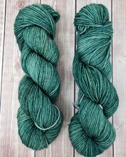 Load image into Gallery viewer, Forest Green - Sock/Fingering - DK Weight - Hand Dyed Yarn