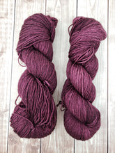 Load image into Gallery viewer, Cabernet - Sock/Fingering - DK Weight - Hand Dyed Yarn