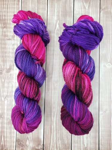 Beacon - Sock/Fingering - DK Weight - Worsted - Bulky - Super Bulky - Hand Dyed Yarn