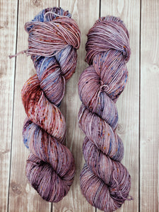 Peaceful Protest - Sock/Fingering - DK Weight - Hand Dyed Yarn