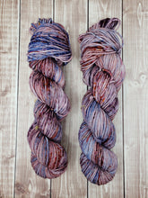Load image into Gallery viewer, Peaceful Protest - Sock/Fingering - DK Weight - Hand Dyed Yarn