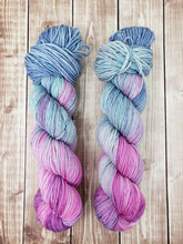Load image into Gallery viewer, Berry Candy - Sock/Fingering - DK Weight - Hand Dyed Yarn
