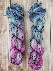 Berry Candy - Sock/Fingering - DK Weight - Hand Dyed Yarn