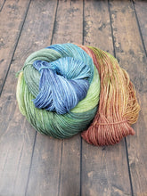 Load image into Gallery viewer, Meadow - Sock/Fingering - Hand Dyed Yarn