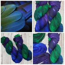 Load image into Gallery viewer, Flight - Sock/Fingering Weight - Hand Dyed Yarn