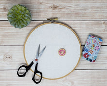 Load image into Gallery viewer, Donut Needle Minder - Cross-Stitch Needle Holder - Magnetic Needle Nanny
