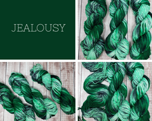 Load image into Gallery viewer, Jealousy - DK Weight - Hand Dyed Yarn
