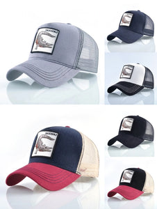 UNLEASH Farm Animal Trucker Hat Modern Style-5th Avenue Mall