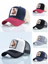 Load image into Gallery viewer, UNLEASH Farm Animal Trucker Hat Modern Style-5th Avenue Mall