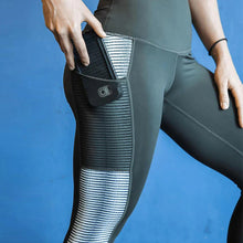 Load image into Gallery viewer, FLEX High Waist Workout Leggings With Smartphone Pocket