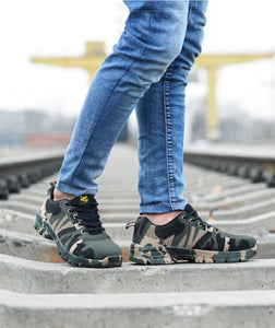 The Original - Indestructible Military Camouflage Battlefield Shoes