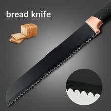 Load image into Gallery viewer, Stainless Steel Japanese Kitchen Chef Knives-5th Avenue Mall