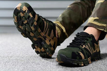 Load image into Gallery viewer, The Original - Indestructible Military Camouflage Battlefield Shoes