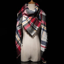 Load image into Gallery viewer, Oversized Cashmere Scarf-5th Avenue Mall