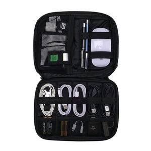 Travel Electronic Accessories Packing Organizer-5th Avenue Mall
