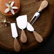 Load image into Gallery viewer, 4 Piece Cheese Knife Set-5th Avenue Mall