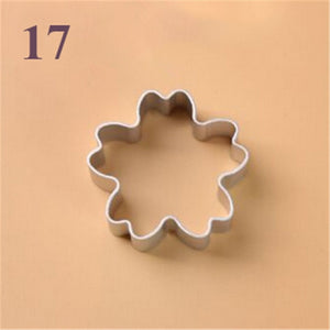 EasyBake Biscuit Stainless Steel Cutting Tool