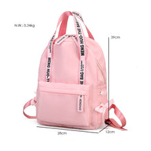Load image into Gallery viewer, Large Women's Backpack by Menghuo-5th Avenue Mall
