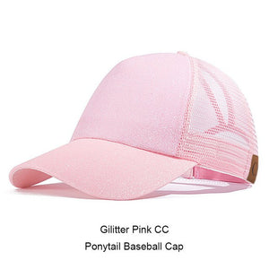 Ponytail Baseball Cap by UNLEASH