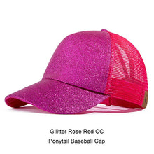 Load image into Gallery viewer, Ponytail Baseball Cap by UNLEASH