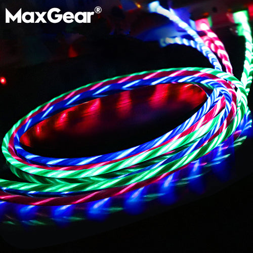 MaxGear Led USB Cable Flash Light-5th Avenue Mall