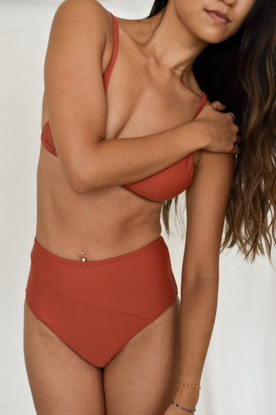 The High-Waisted Bottoms / SIENNA