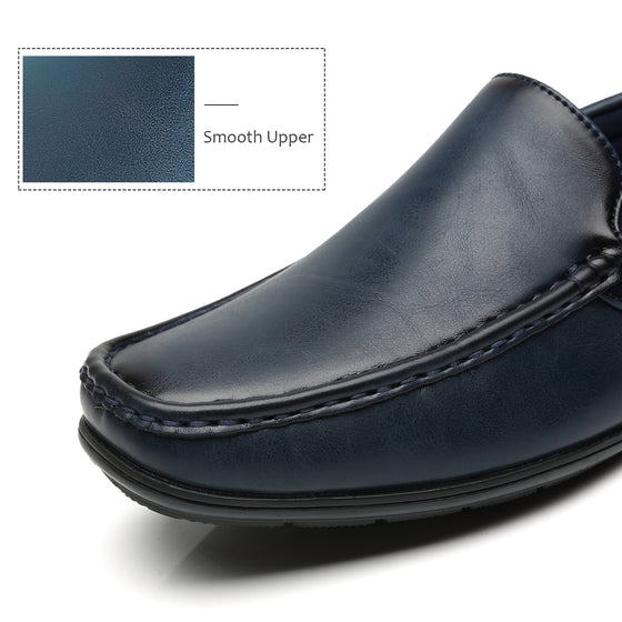 Men's Loafers Shoes Connel-1-navyBP91869navy-7