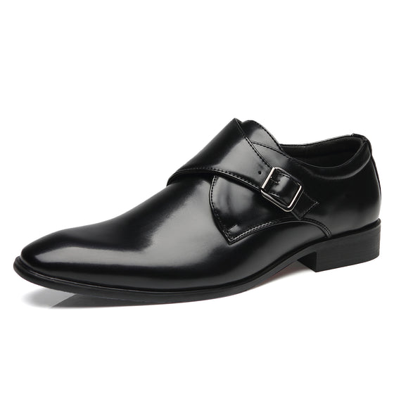 Men's Monk Strap Acade-1-blackF41451black-7.5