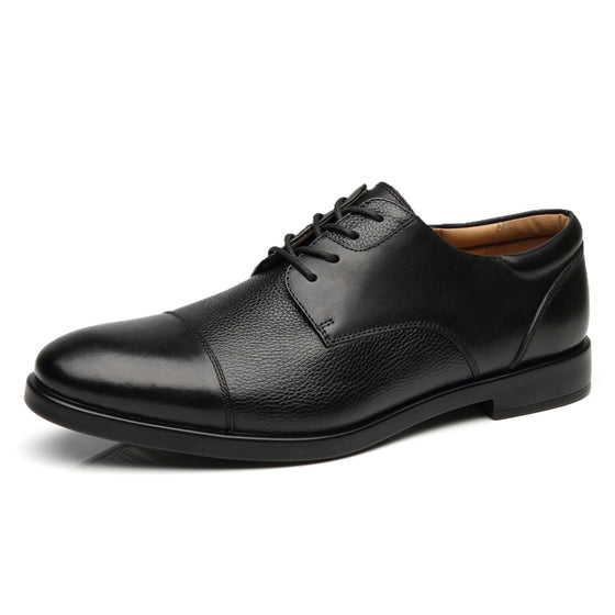 Men's Wide Width Dress Shoes Wide-1-BlackA11715black-7