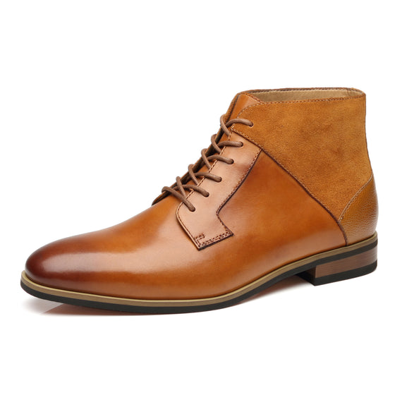 Men's Ankle Boots Cabey-1-TanB51719tan-7