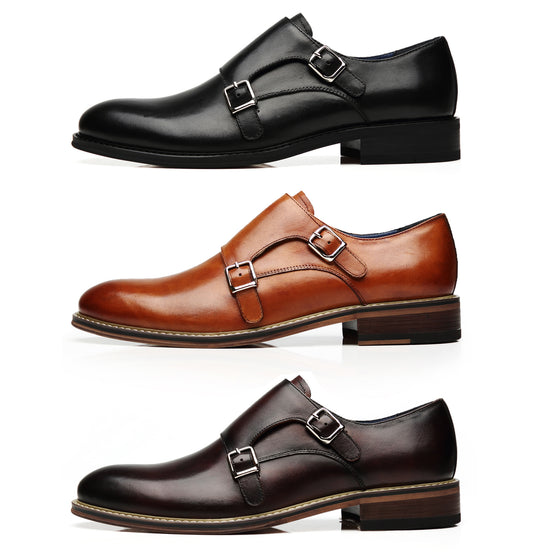 Men's Monk Strap Mendez-1-blackA11716black-9