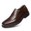 Men's Wide Width Oxford Shoes Wide-3-BrownA1720Wbrown-7