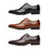Men's Cap Toe Oxford Lace Up Shoes Micah-1-darkbrownNew Arrival, top sellingA11714darkbrown-7