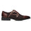 Men's Double Monk Strap Loafer 3-DarkbrownA11401darkbrown-7