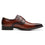 La Milano Men's Slip On Loafers Business Casual Comfortable Classic Leather Dress Shoes for Men