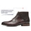 Men's Ankle Boots Cabey-1-DarkbrownB51719darkbrown-7