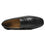 Men's Penny loafers Driving Moccasins Serpent-1-blackmoccasinsF41829black-7
