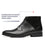Mens Ankle Boots Cabey-1-Black