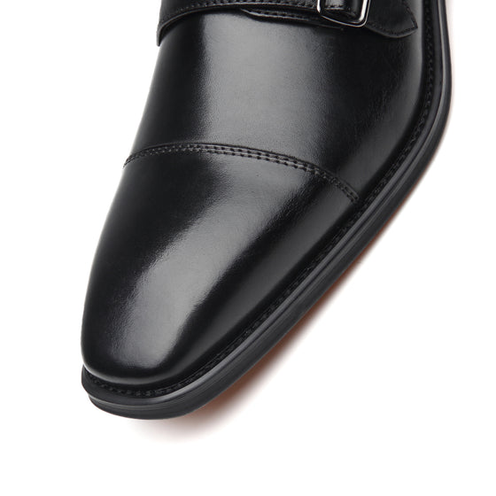 Men's Monk Strap Chal-1-blacktop sellingA11641black-7