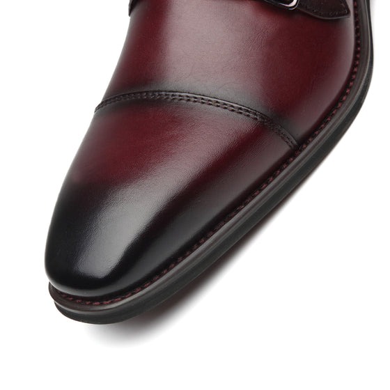 Men's Monk Strap Chal-1-burgundytop sellingA11641burgundy-7