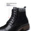 Men's Lace Up Boot Deeno-2-black