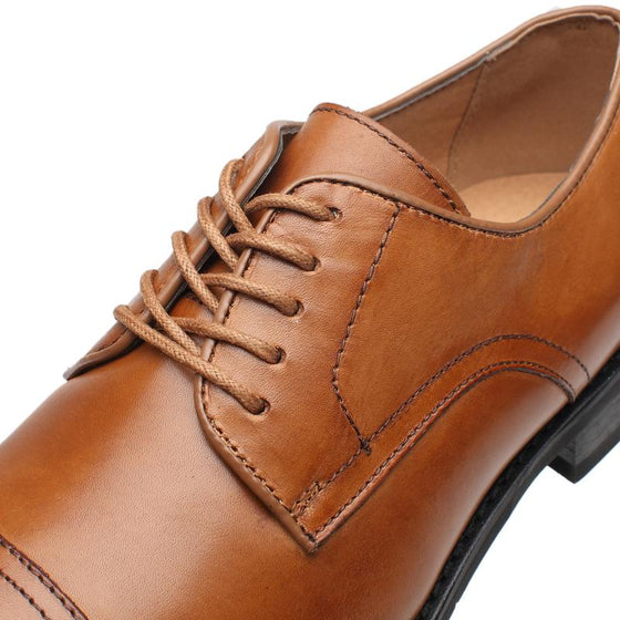 Men's Oxfords Shoes Splendo-1-cognacTop SellingA11323cognac-7