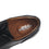 Men's Wide Width Oxford Shoes Wide-1-Black