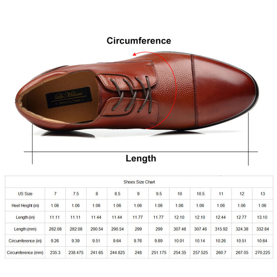 Men's Wide Width Dress Shoes Wide-1-TobaccoA11715tobacco-7.5