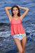 End of May Floral Tankini Set