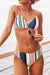 Honey Girl Striped Bikini