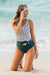 BON VOYAGE ONE-PIECE SWIMSUIT