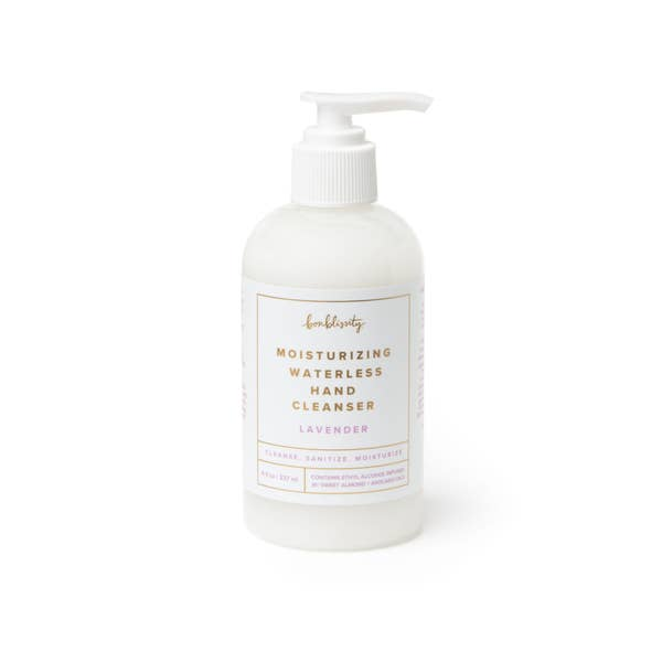 Bonblissity Moisturizing Waterless Hand Cleanser