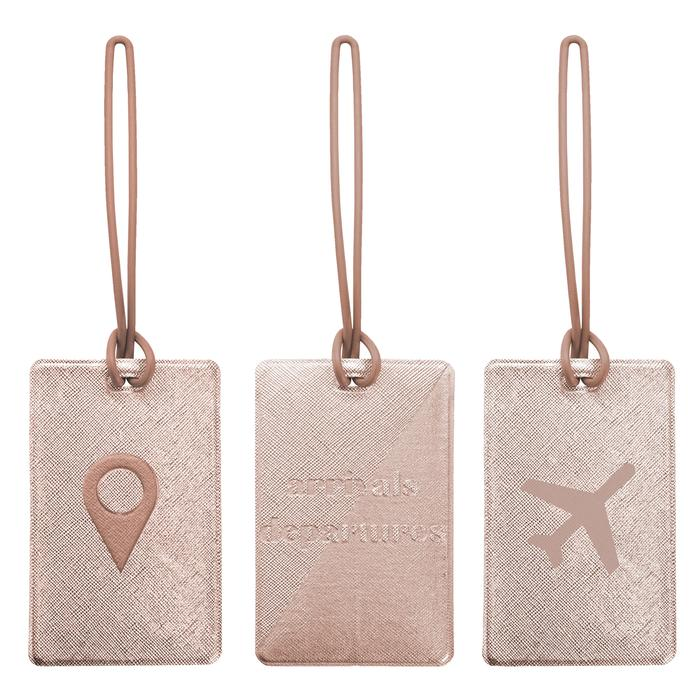 Mytagalongs Luggage Tags