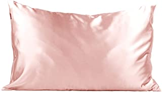 Kitsch Satin Pillow case blush